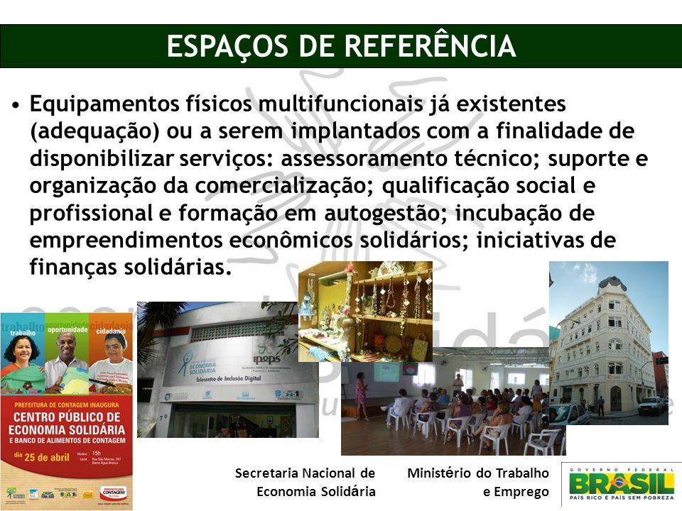 ESPAÇOS DE REFERÊNCIA