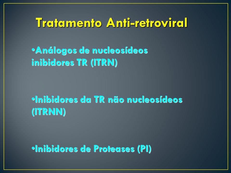Tratamento Anti-retroviral