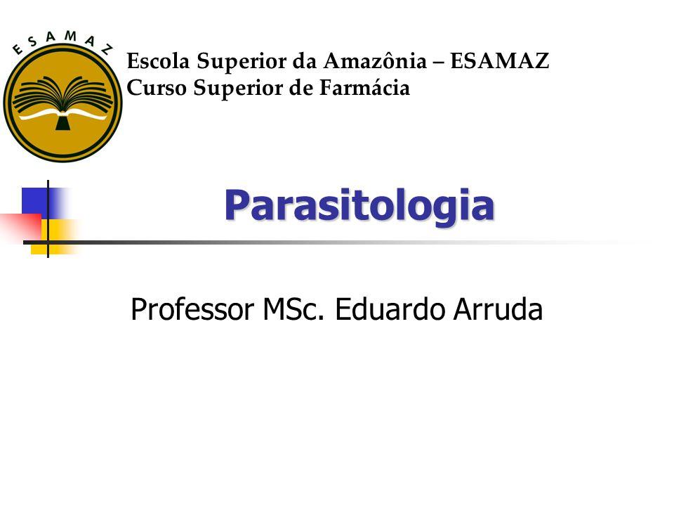 Professor MSc. Eduardo Arruda