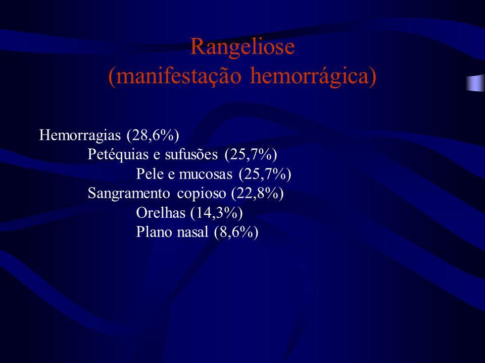 Rangeliose (manifestação hemorrágica)