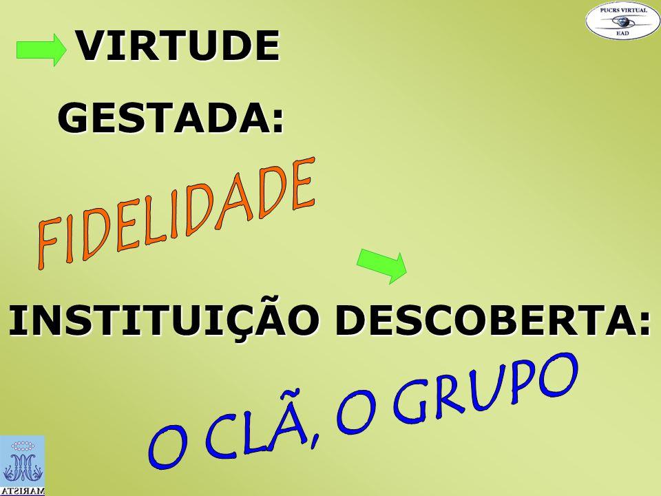 INSTITUIÇÃO DESCOBERTA: