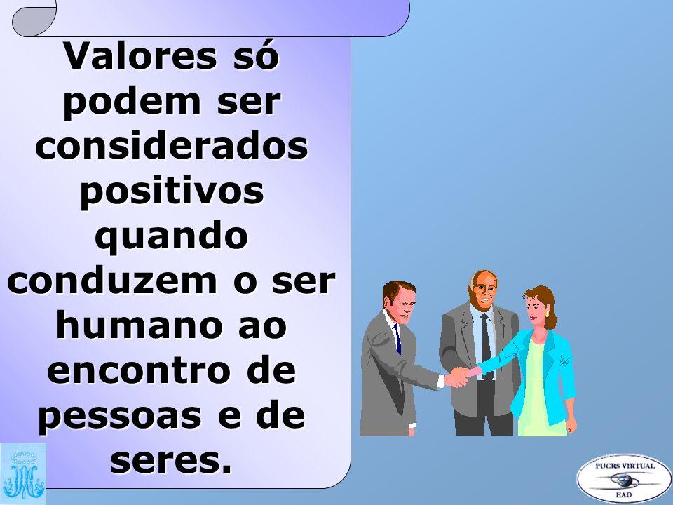 Valores só podem ser considerados positivos