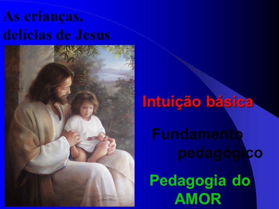 As crianças, delícias de Jesus