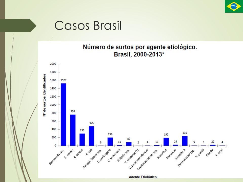 Casos Brasil