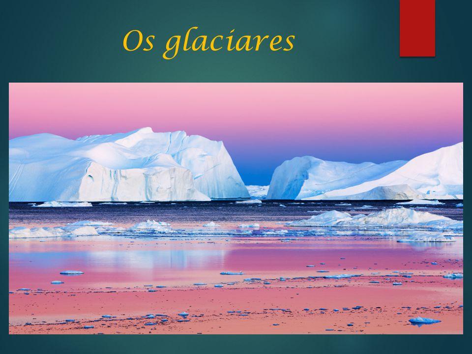 Os glaciares
