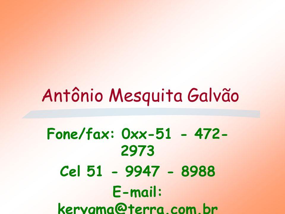 Antônio Mesquita Galvão