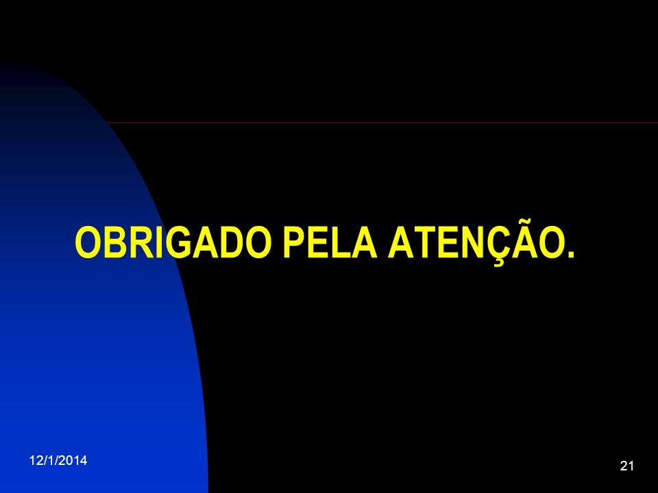OBRIGADO PELA ATENÇÃO. 25/03/2017