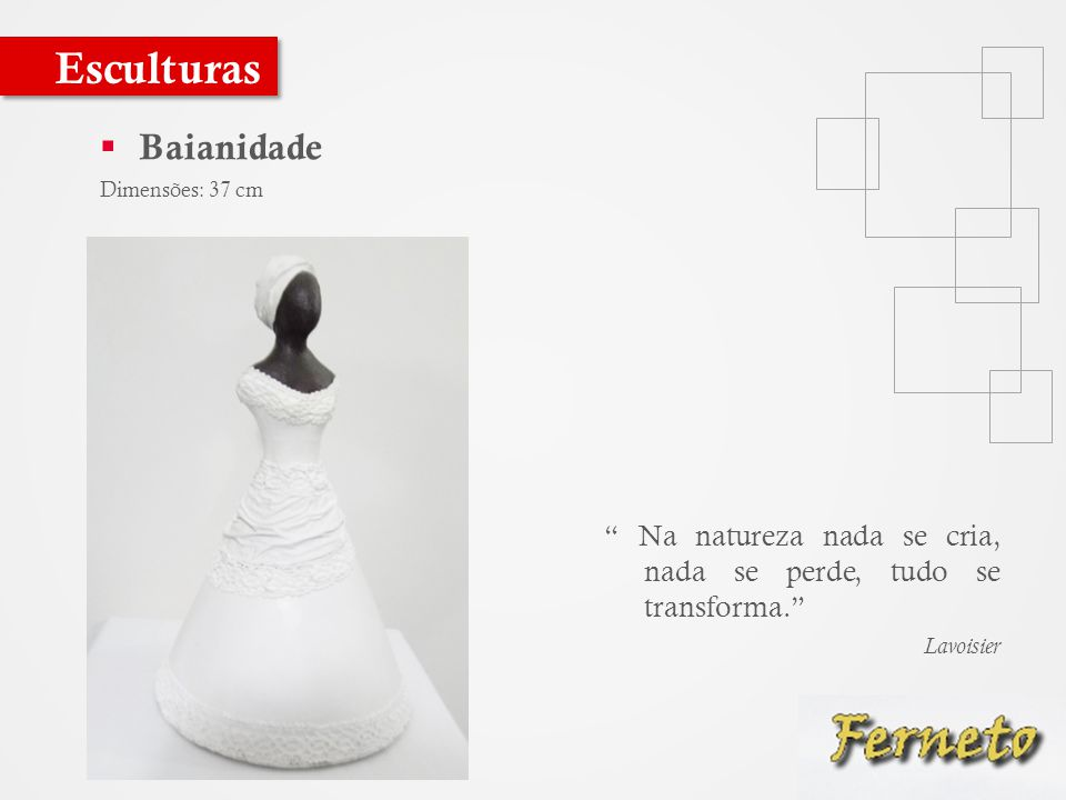 Esculturas Baianidade