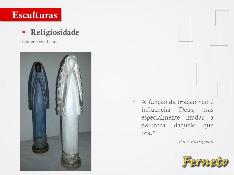 Esculturas Religiosidade
