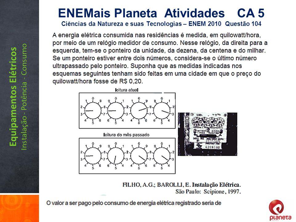 ENEMais Planeta Atividades CA 5