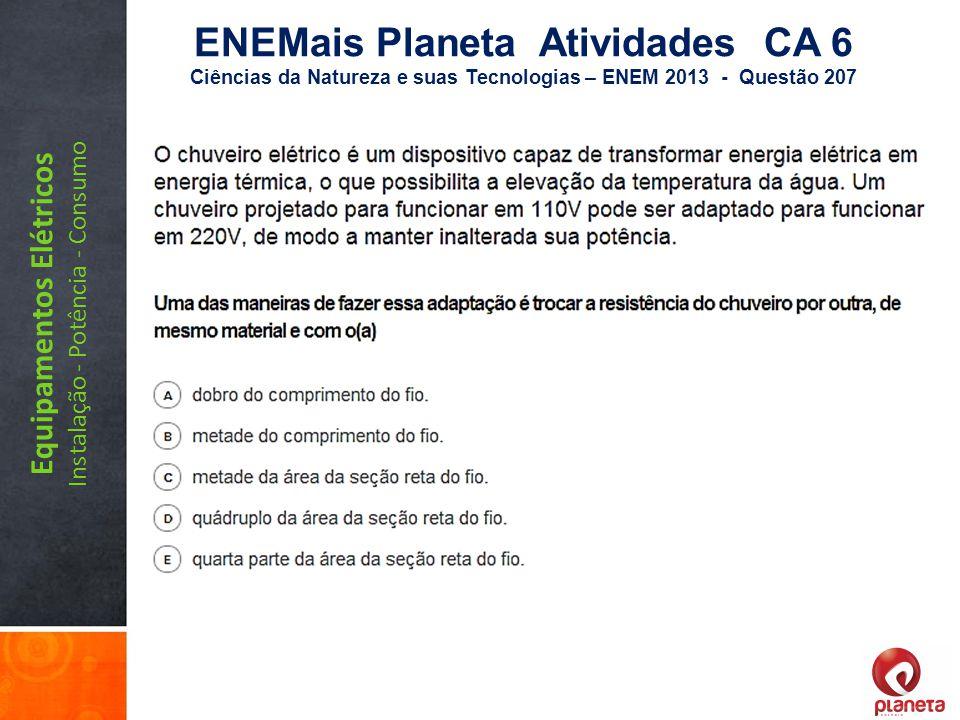 ENEMais Planeta Atividades CA 6