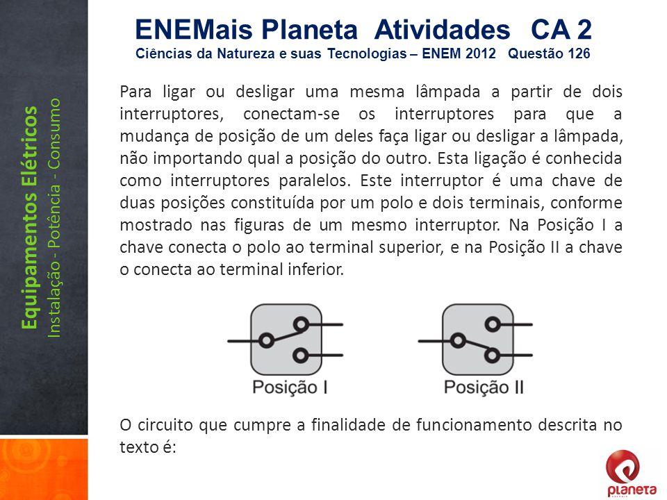 ENEMais Planeta Atividades CA 2