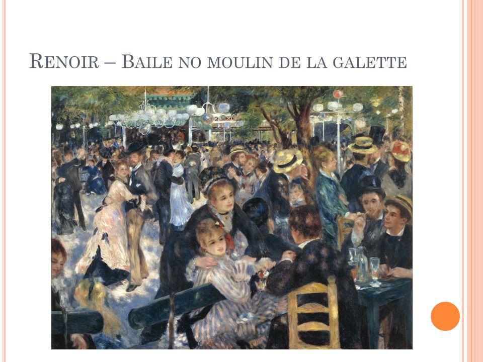 Renoir – Baile no moulin de la galette