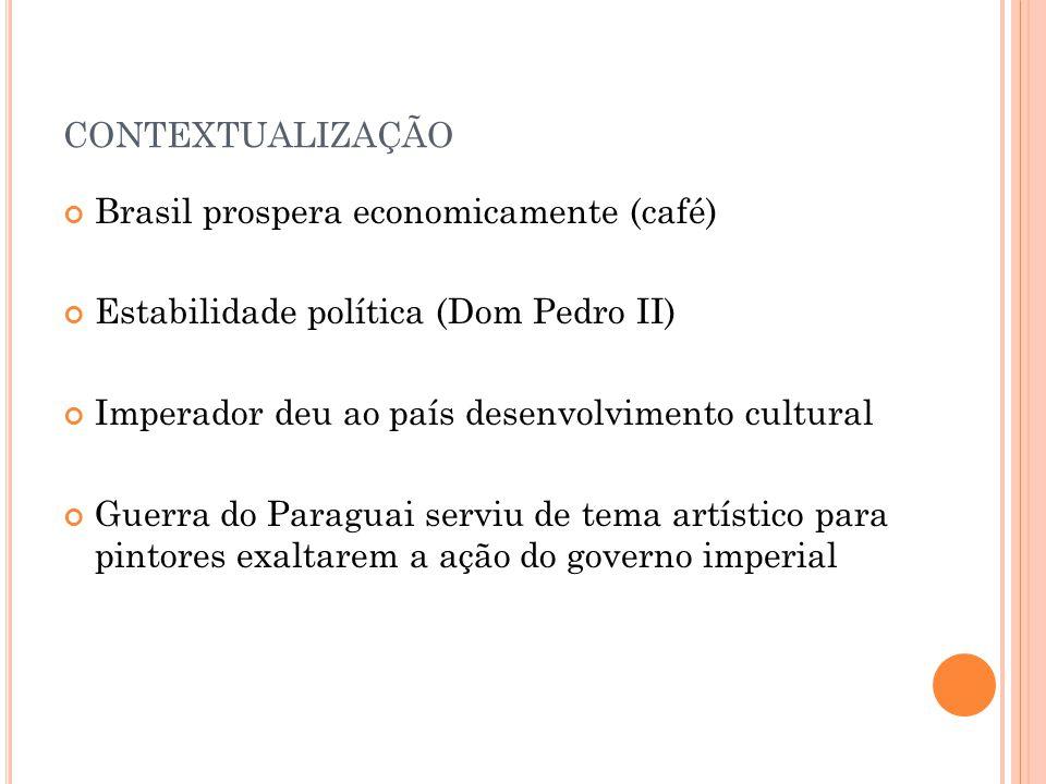 contextualização Brasil prospera economicamente (café)