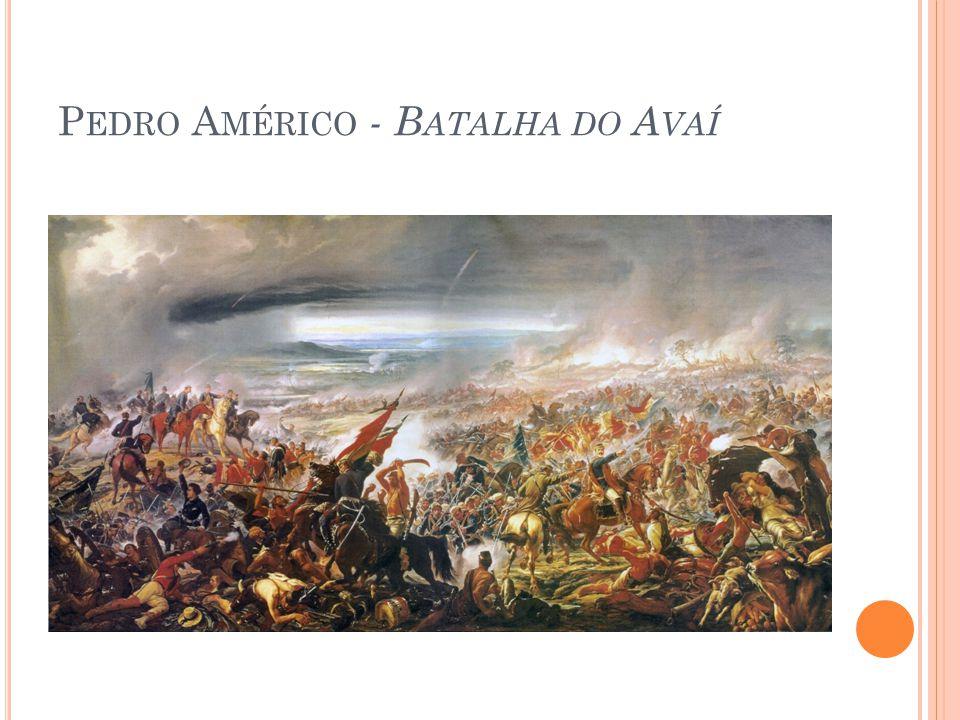 Pedro Américo - Batalha do Avaí