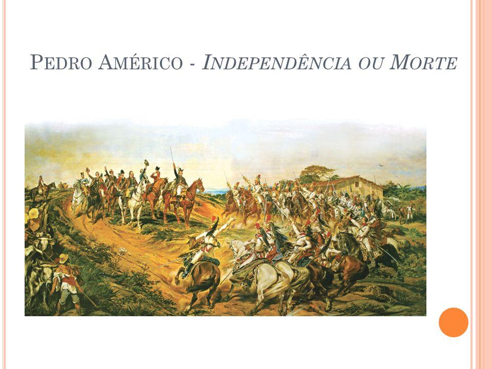 Pedro Américo - Independência ou Morte