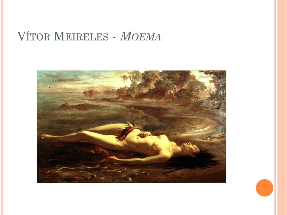 Vítor Meireles - Moema