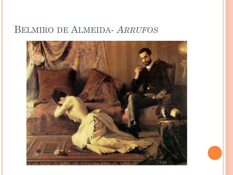 Belmiro de Almeida- Arrufos