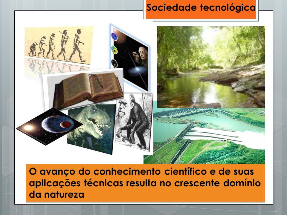 Sociedade tecnológica