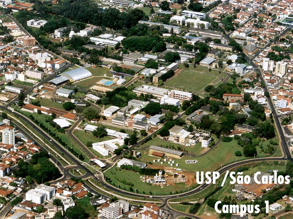 USP/São Carlos Campus 1