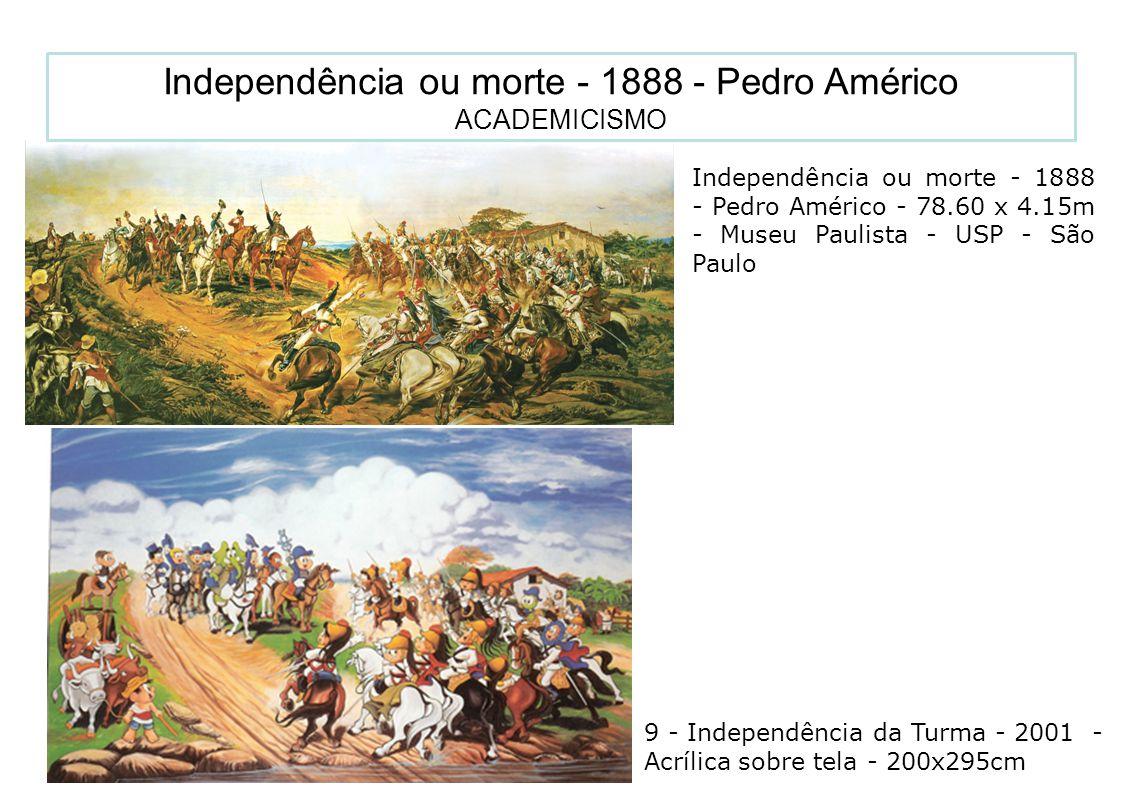Independência ou morte - 1888 - Pedro Américo