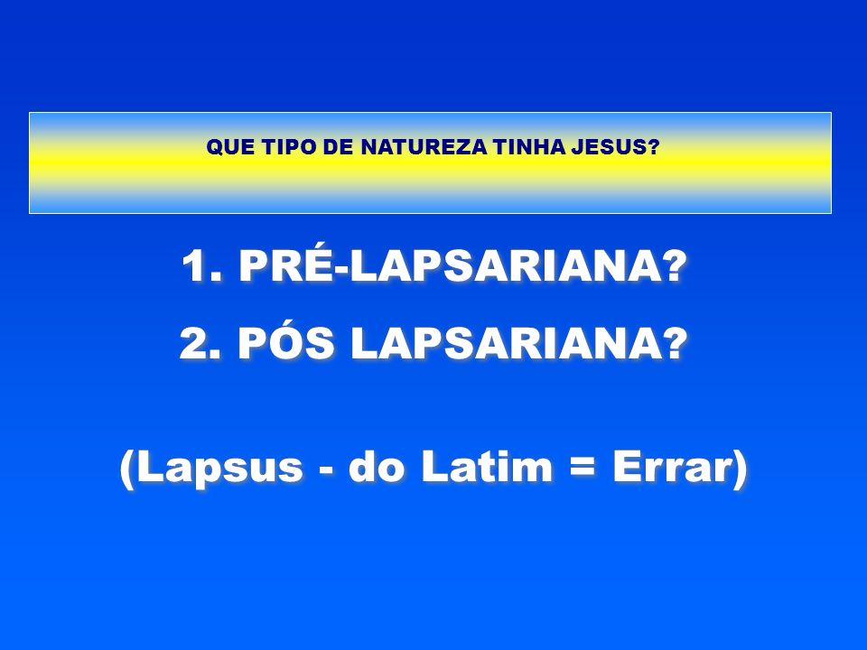 (Lapsus - do Latim = Errar)