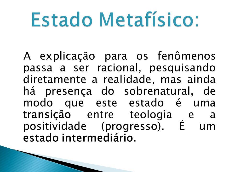 Estado Metafísico: