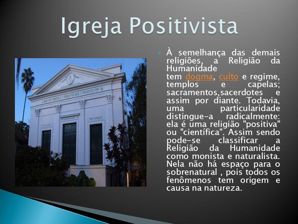 Igreja Positivista