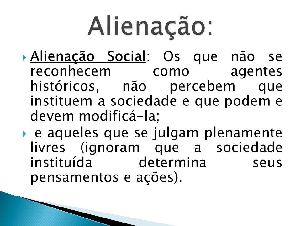 Alienação: