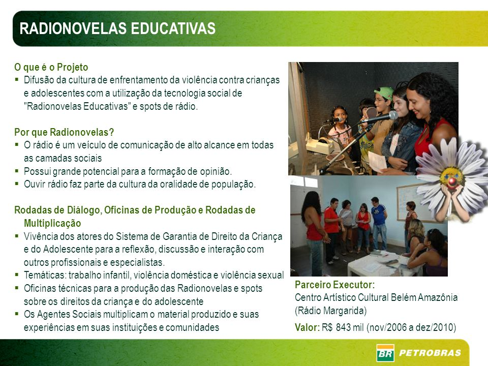 RADIONOVELAS EDUCATIVAS