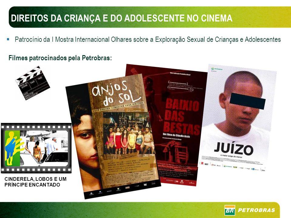 DIREITOS DA CRIANÇA E DO ADOLESCENTE NO CINEMA