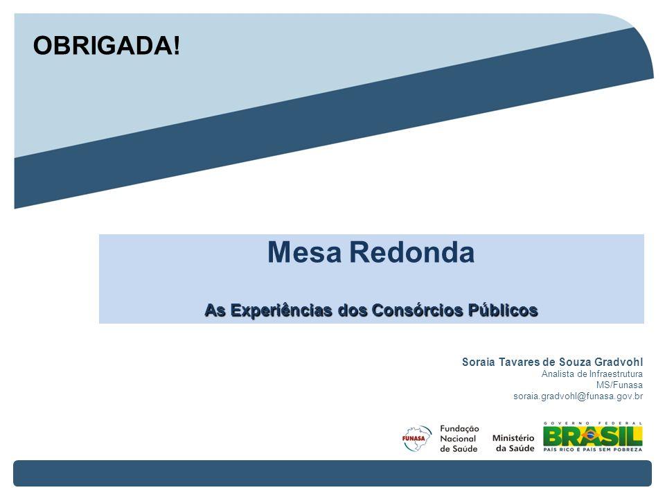 As Experiências dos Consórcios Públicos