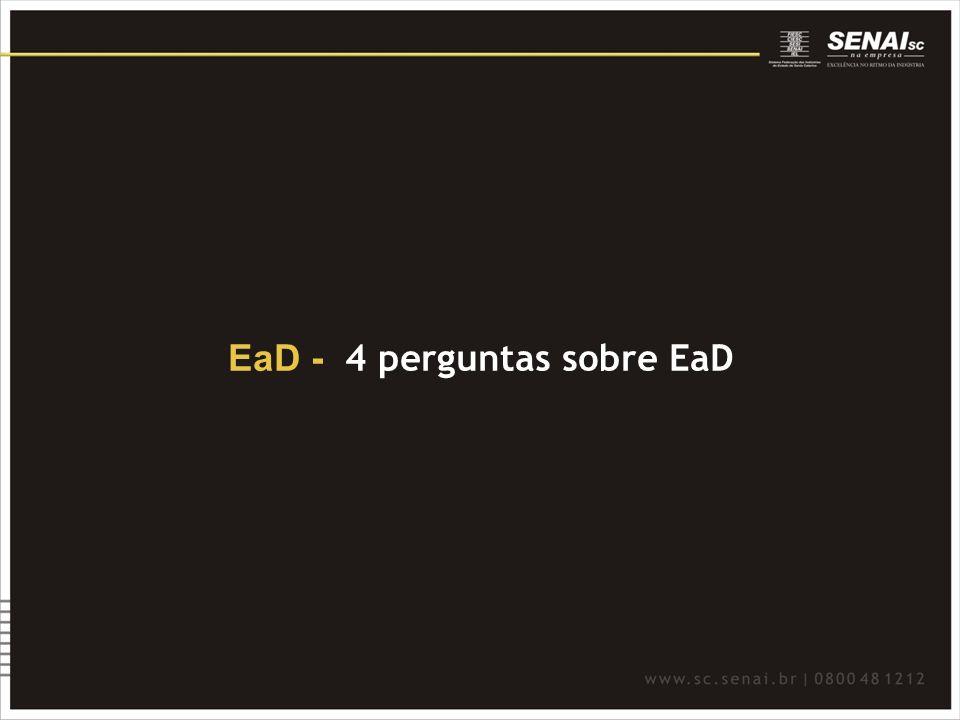 EaD - 4 perguntas sobre EaD
