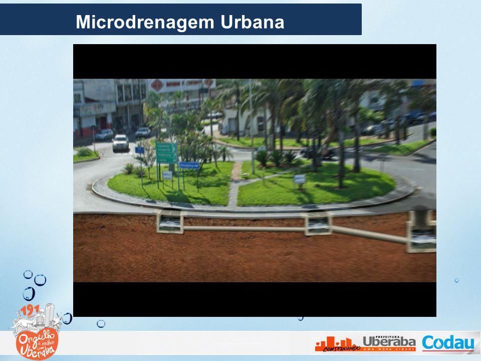 Microdrenagem Urbana
