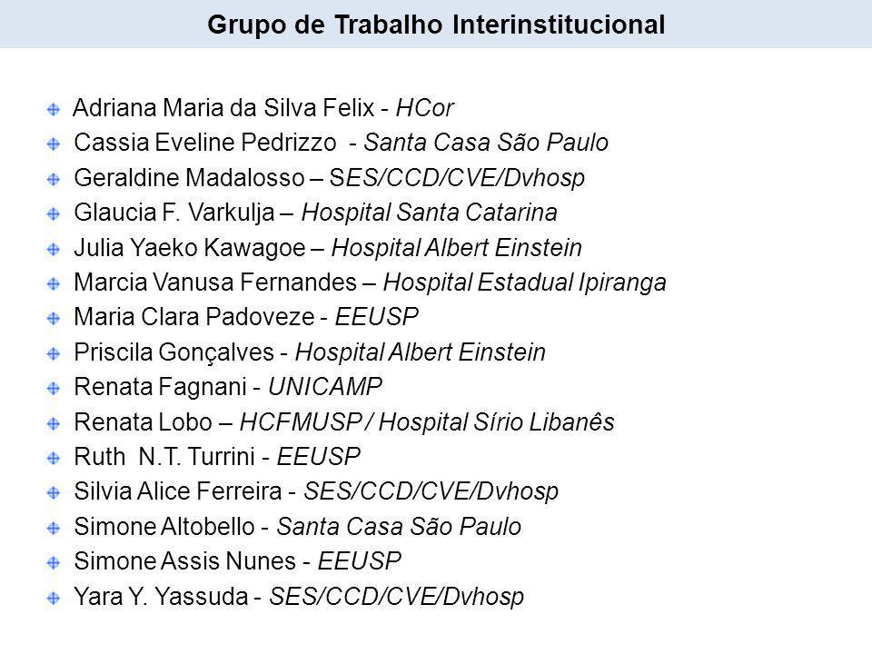 Grupo de Trabalho Interinstitucional