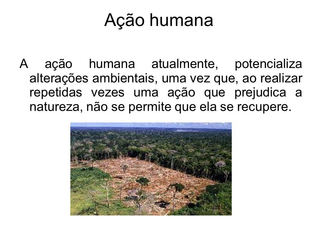 Ação humana