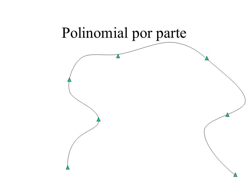 Polinomial por parte