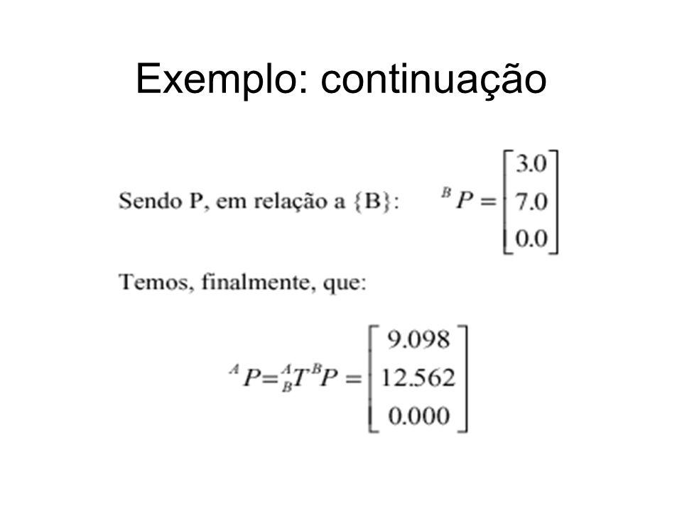 Exemplo: continuação 25