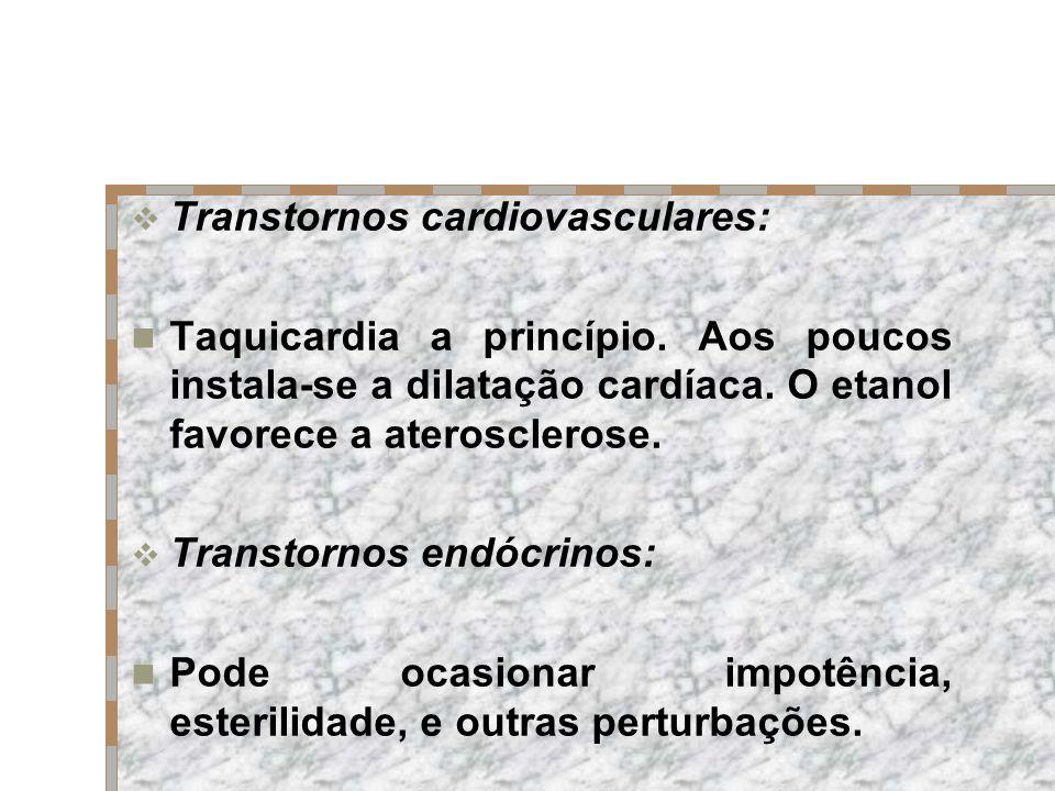 Transtornos cardiovasculares: