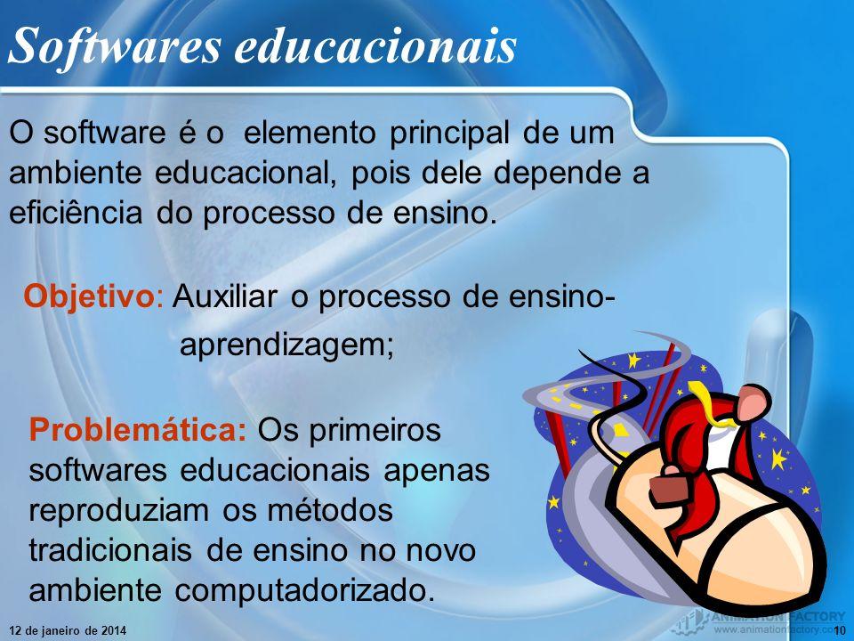 Softwares educacionais