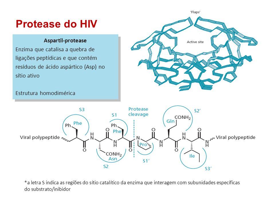 Protease do HIV Aspartil-protease