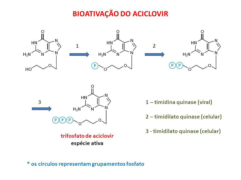 trifosfato de aciclovir