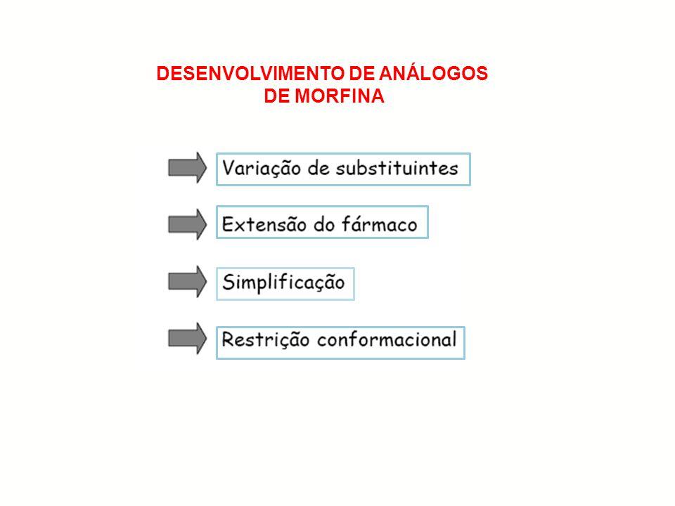 DESENVOLVIMENTO DE ANÁLOGOS