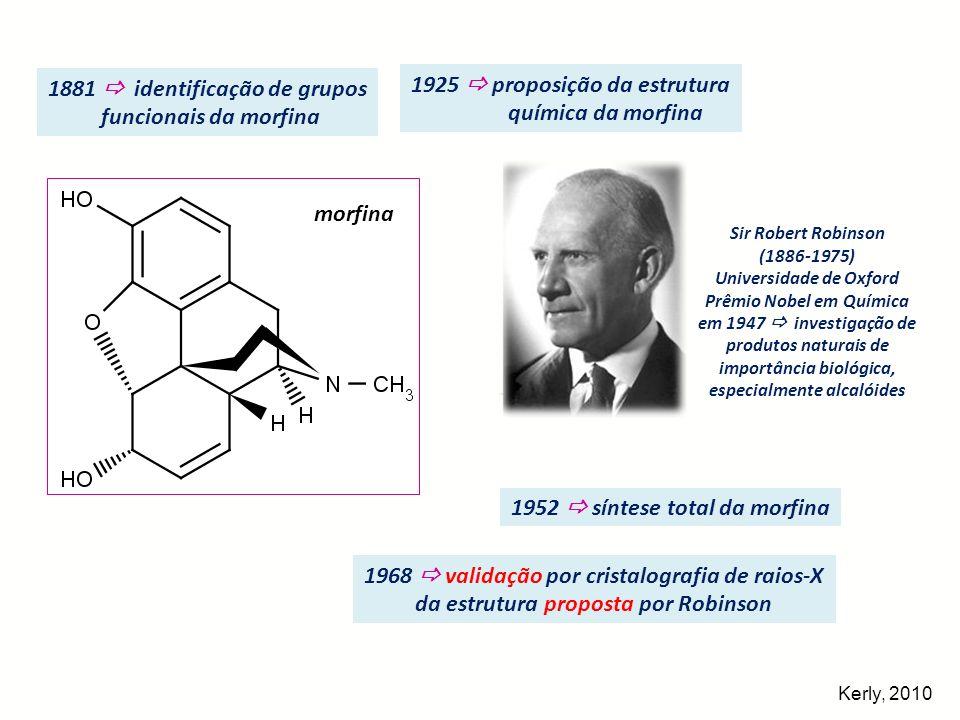 1881  identificação de grupos funcionais da morfina