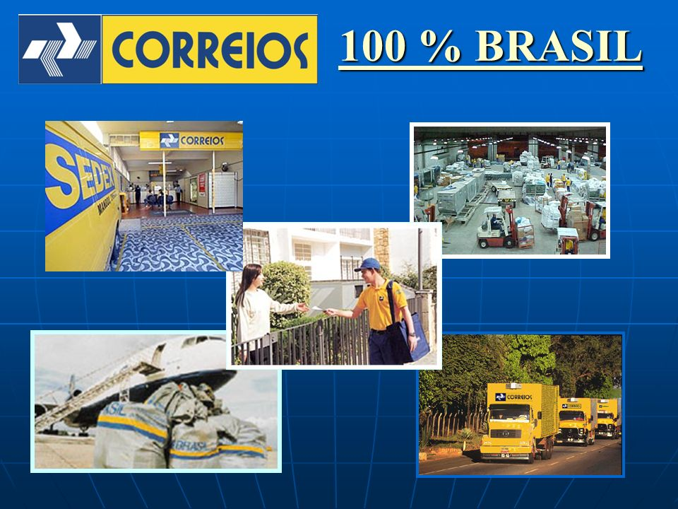 100 % BRASIL