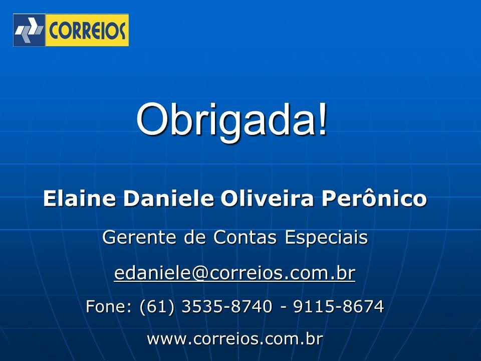 Elaine Daniele Oliveira Perônico