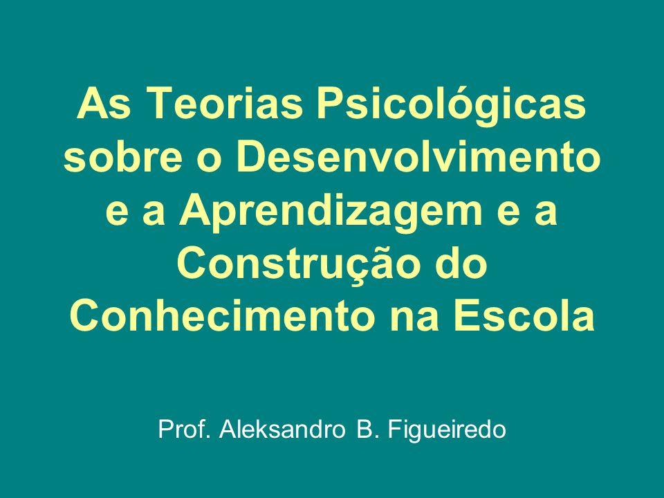 Prof. Aleksandro B. Figueiredo