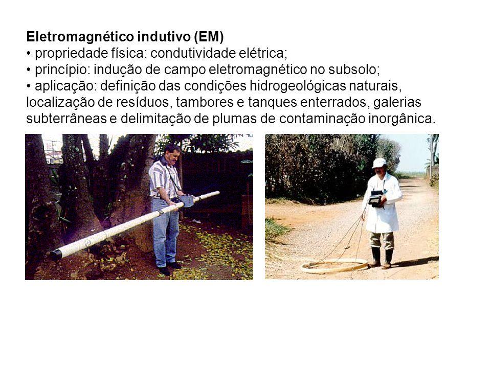 Eletromagnético indutivo (EM)