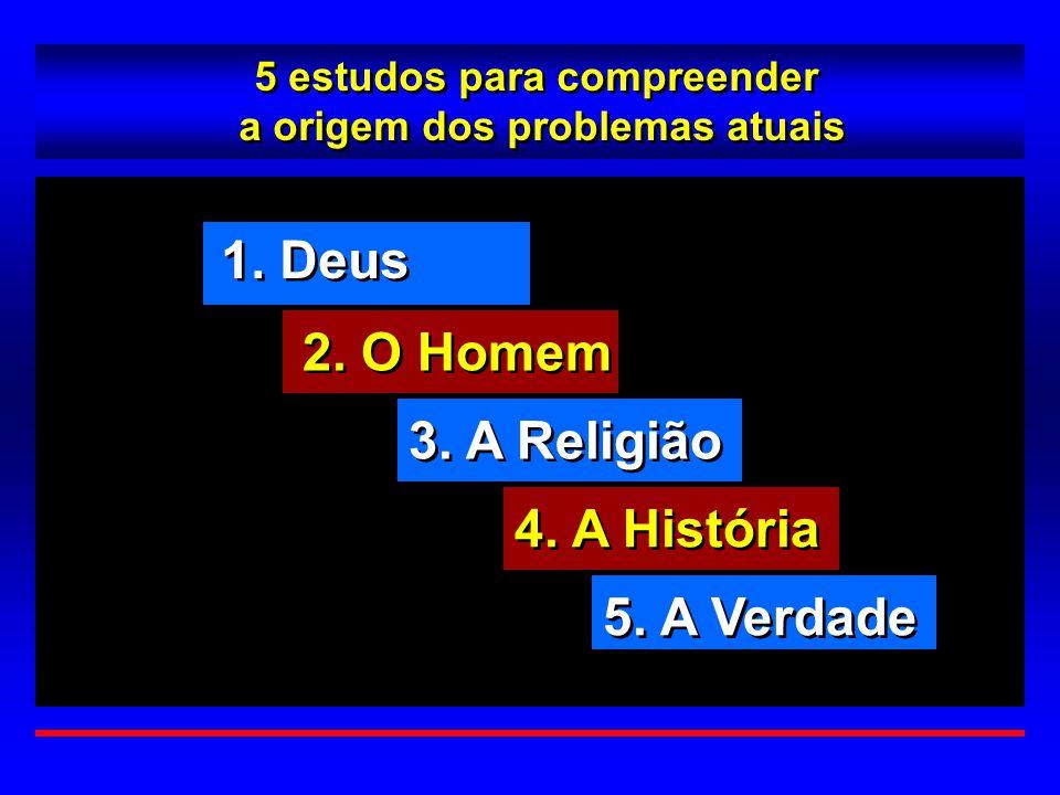 5 estudos para compreender a origem dos problemas atuais