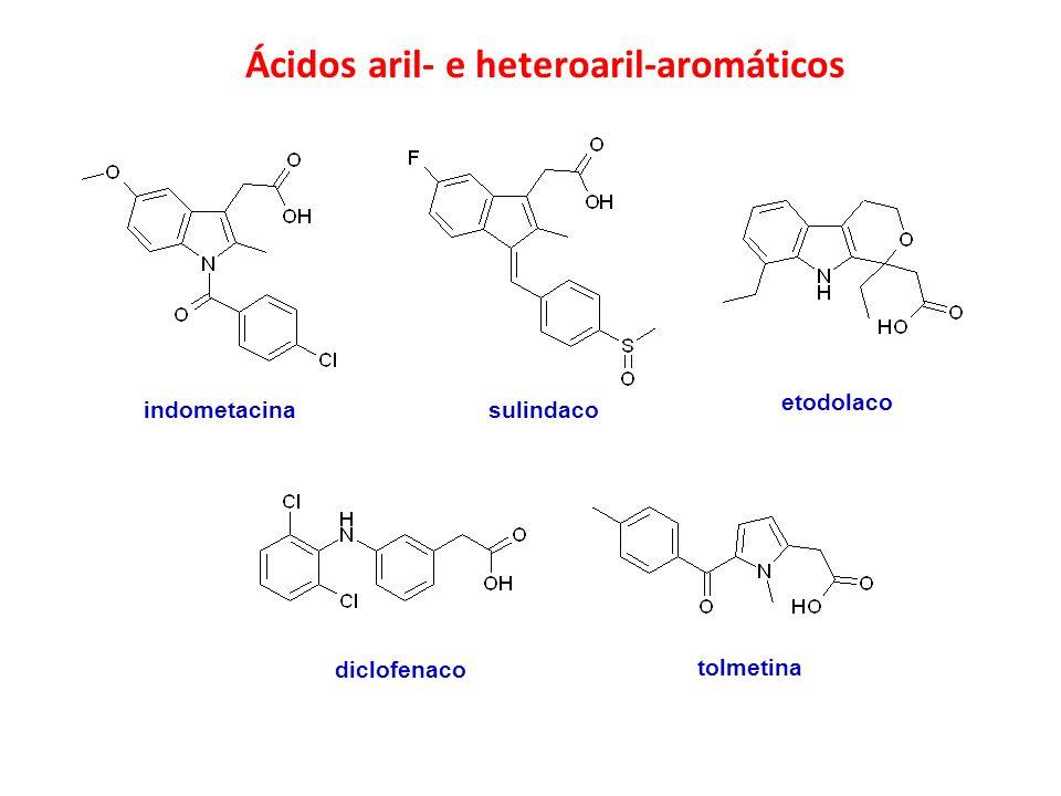 Ácidos aril- e heteroaril-aromáticos